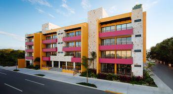 NEX-6079 - Departamento en Venta en Gonzalo Guerrero, CP 77720, Quintana Roo, con 2 recamaras, con 2 baños, con 2 medio baños, con 180 m2 de construcción.