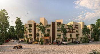 NEX-6080 - Departamento en Venta en Tulum Centro, CP 77760, Quintana Roo, con 3 recamaras, con 3 baños, con 1 medio baño, con 109 m2 de construcción.