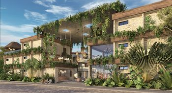 NEX-16366 - Departamento en Venta en Ejidal, CP 77760, Quintana Roo, con 1 recamara, con 1 baño, con 78 m2 de construcción.