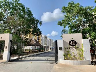 NEX-32720 - Departamento en Renta en Jardines de Ciudad Mayakoba, CP 77724, Quintana Roo, con 2 recamaras, con 1 baño, con 48 m2 de construcción.