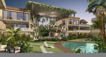 NEX-15825 - Departamento en Venta en Tulum Centro, CP 77760, Quintana Roo, con 1 recamara, con 1 baño, con 50 m2 de construcción.