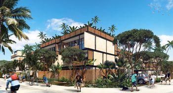 NEX-16584 - Departamento en Venta en Aldea Zama, CP 77760, Quintana Roo, con 2 recamaras, con 2 baños, con 104 m2 de construcción.