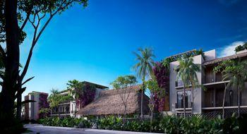 NEX-17457 - Departamento en Venta en Aldea Zama, CP 77760, Quintana Roo, con 1 recamara, con 1 baño, con 56 m2 de construcción.