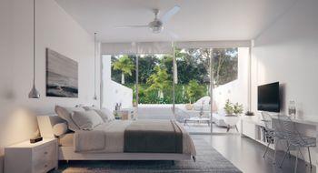 NEX-17459 - Departamento en Venta en La Veleta, CP 77760, Quintana Roo, con 1 recamara, con 1 baño, con 36 m2 de construcción.