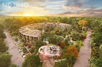 NEX-17464 - Departamento en Venta, con 1 recamara, con 1 baño, con 1 medio baño, con 70 m2 de construcción en La Veleta, CP 77760, Quintana Roo.