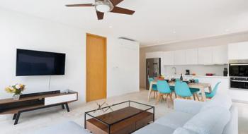 NEX-20877 - Departamento en Venta en Aldea Zama, CP 77760, Quintana Roo, con 2 recamaras, con 2 baños, con 1 medio baño, con 139 m2 de construcción.