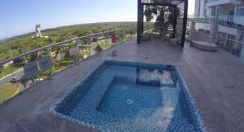 NEX-24726 - Departamento en Venta en Cancún Centro, CP 77500, Quintana Roo, con 2 recamaras, con 2 baños, con 128 m2 de construcción.
