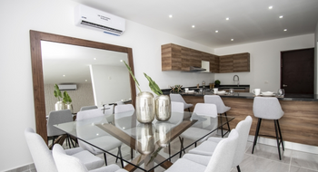 NEX-25226 - Casa en Venta en Residencial Cumbres, CP 77560, Quintana Roo, con 3 recamaras, con 3 baños, con 1 medio baño, con 172 m2 de construcción.