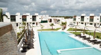 NEX-25229 - Casa en Venta en Residencial Cumbres, CP 77560, Quintana Roo, con 3 recamaras, con 2 baños, con 1 medio baño, con 117 m2 de construcción.