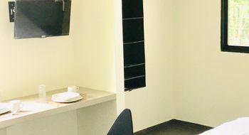 NEX-25844 - Departamento en Renta en Cancún Centro, CP 77500, Quintana Roo, con 1 recamara, con 1 baño, con 1 m2 de construcción.