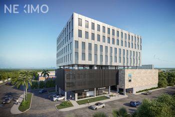 NEX-27855 - Oficina en Venta, con 2 medio baños, con 43 m2 de construcción en Cancún (Internacional de Cancún), CP 77569, Quintana Roo.