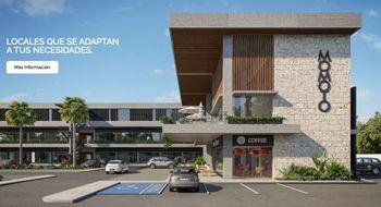 NEX-29191 - Local en Renta en Supermanzana 312, CP 77533, Quintana Roo, con 2 medio baños, con 47 m2 de construcción.