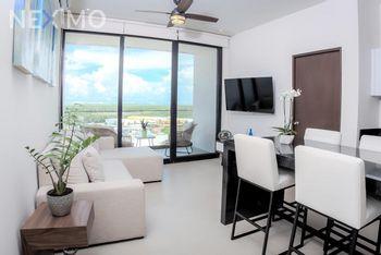 NEX-29982 - Departamento en Venta, con 1 recamara, con 1 baño, con 55 m2 de construcción en Cancún Centro, CP 77500, Quintana Roo.