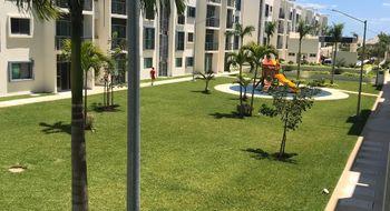 NEX-34767 - Departamento en Renta en Cancún Centro, CP 77500, Quintana Roo, con 3 recamaras, con 1 baño, con 110 m2 de construcción.