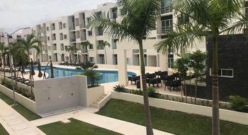 NEX-34779 - Departamento en Renta en Cancún Centro, CP 77500, Quintana Roo, con 2 recamaras, con 1 baño, con 92 m2 de construcción.