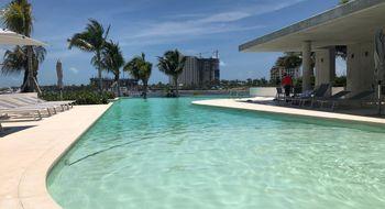 NEX-34813 - Departamento en Renta en Cancún Centro, CP 77500, Quintana Roo, con 2 recamaras, con 1 baño, con 110 m2 de construcción.