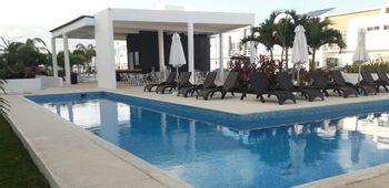 NEX-38110 - Departamento en Venta en Arbolada, CP 77533, Quintana Roo, con 3 recamaras, con 2 baños, con 114 m2 de construcción.
