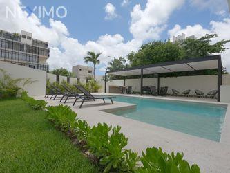 NEX-54731 - Departamento en Venta, con 2 recamaras, con 2 baños, con 2 medio baños, con 72 m2 de construcción en Arbolada, CP 77533, Quintana Roo.