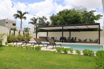 NEX-54800 - Departamento en Venta, con 3 recamaras, con 2 baños, con 115 m2 de construcción en Arbolada, CP 77533, Quintana Roo.