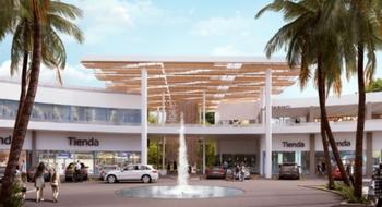 NEX-5825 - Oficina en Renta en Cancún Centro, CP 77500, Quintana Roo, con 2 baños, con 242 m2 de construcción.