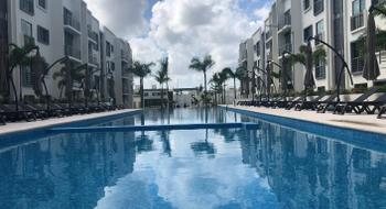 NEX-8418 - Departamento en Renta en Supermanzana 319, CP 77536, Quintana Roo, con 2 recamaras, con 2 baños, con 1 medio baño, con 92 m2 de construcción.
