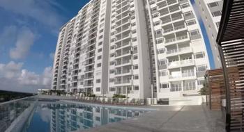 NEX-9985 - Departamento en Renta en Cancún Centro, CP 77500, Quintana Roo, con 2 recamaras, con 2 baños, con 1 medio baño, con 120 m2 de construcción.