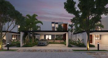 NEX-10489 - Casa en Venta en Conkal, CP 97345, Yucatán, con 4 recamaras, con 3 baños, con 1 medio baño, con 225 m2 de construcción.