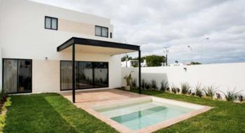 NEX-7055 - Casa en Venta en Paseo del Ángel, CP 97345, Yucatán, con 3 recamaras, con 3 baños, con 1 medio baño, con 160 m2 de construcción.