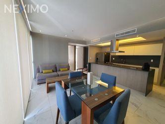NEX-30155 - Departamento en Renta, con 2 recamaras, con 2 baños, con 1 medio baño, con 110 m2 de construcción en Country Club, CP 44610, Jalisco.