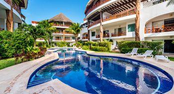NEX-9632 - Departamento en Venta en Playa del Carmen Centro, CP 77710, Quintana Roo, con 1 recamara, con 1 baño, con 1 medio baño, con 89 m2 de construcción.