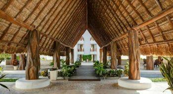 NEX-9634 - Departamento en Venta en Playa del Carmen Centro, CP 77710, Quintana Roo, con 1 recamara, con 1 baño, con 1 medio baño, con 89 m2 de construcción.