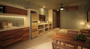 NEX-30607 - Departamento en Venta en La Veleta, CP 77760, Quintana Roo, con 1 recamara, con 1 baño, con 39 m2 de construcción.