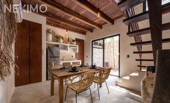 NEX-31568 - Departamento en Venta, con 2 recamaras, con 1 baño, con 108 m2 de construcción en Aldea Zama, CP 77760, Quintana Roo.