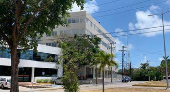 NEX-9833 - Oficina en Renta en Cancún Centro, CP 77500, Quintana Roo, con 1 baño, con 100 m2 de construcción.