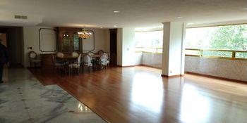 NEX-12364 - Departamento en Renta en Polanco IV Sección, CP 11550, Ciudad de México, con 2 recamaras, con 2 baños, con 1 medio baño, con 386 m2 de construcción.