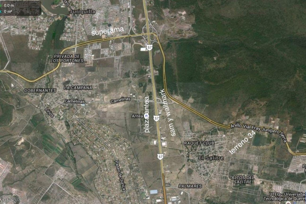 Terreno en venta ubicado en el anillo vial Junípero Serra