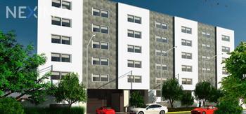 NEX-20522 - Departamento en Venta, con 2 recamaras, con 2 baños, con 58 m2 de construcción en Constitución de La República, CP 07469, Ciudad de México.