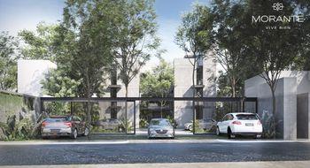 NEX-26500 - Departamento en Venta en Montes de Ame, CP 97115, Yucatán, con 1 recamara, con 1 baño, con 1 medio baño, con 68 m2 de construcción.