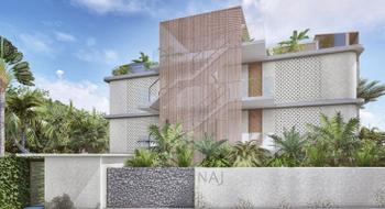 NEX-5644 - Departamento en Venta en Aldea Zama, CP 77760, Quintana Roo, con 1 recamara, con 1 baño, con 128 m2 de construcción.