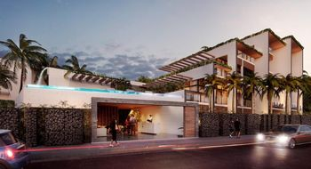 NEX-12722 - Departamento en Venta en Tulum Centro, CP 77760, Quintana Roo, con 1 recamara, con 1 baño, con 37 m2 de construcción.