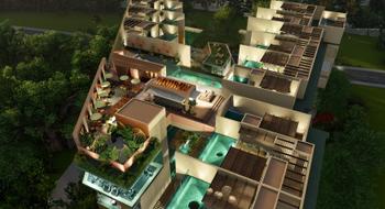 NEX-19000 - Departamento en Venta en Playa del Carmen Centro, CP 77710, Quintana Roo, con 2 recamaras, con 2 baños, con 98 m2 de construcción.
