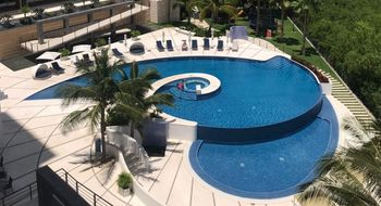 NEX-11426 - Departamento en Renta en Cancún (Internacional de Cancún), CP 77569, Quintana Roo, con 1 recamara, con 1 baño, con 114 m2 de construcción.