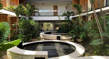 NEX-14050 - Departamento en Venta en Playa del Carmen Centro, CP 77710, Quintana Roo, con 1 recamara, con 1 baño, con 32 m2 de construcción.