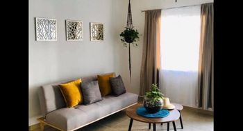 NEX-26312 - Departamento en Renta en Real Amalfi, CP 77714, Quintana Roo, con 2 recamaras, con 1 baño, con 69 m2 de construcción.