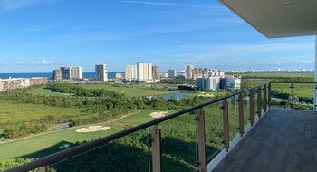 NEX-28431 - Departamento en Renta en Cancún Centro, CP 77500, Quintana Roo, con 2 recamaras, con 2 baños, con 114 m2 de construcción.