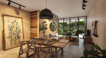 NEX-28716 - Departamento en Venta en Aldea Zama, CP 77760, Quintana Roo, con 2 recamaras, con 1 baño, con 114 m2 de construcción.