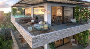 NEX-28729 - Departamento en Venta en Tulum Centro, CP 77760, Quintana Roo, con 2 recamaras, con 2 baños, con 124 m2 de construcción.