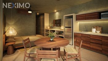 NEX-30309 - Departamento en Venta, con 1 recamara, con 1 baño, con 39 m2 de construcción en La Veleta, CP 77760, Quintana Roo.
