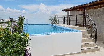 NEX-30357 - Departamento en Venta en Playa del Carmen Centro, CP 77710, Quintana Roo, con 2 recamaras, con 1 baño, con 93 m2 de construcción.