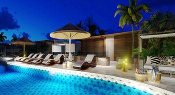 NEX-30361 - Departamento en Venta en Villas Huracanes, CP 77760, Quintana Roo, con 1 recamara, con 1 baño, con 40 m2 de construcción.